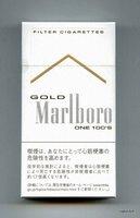 マールボロ・ゴールドワン100BOX