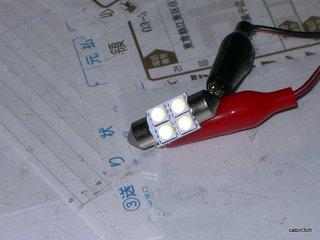 超小型LED