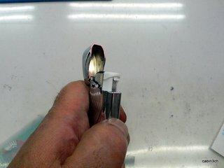 ライター改良